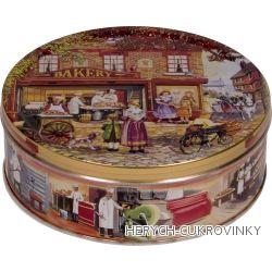 Sušenky v plechu Baker shop 400g