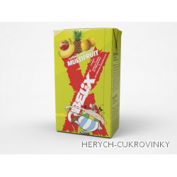 Obelix drink s brčkem 250ml / 27 Ks