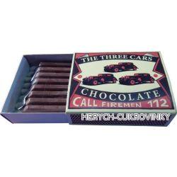 Sirky čokoládové 22g