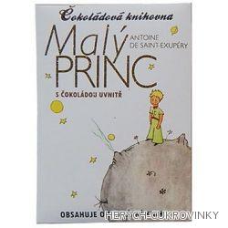 Čokoládová knihovna Malý princ 60g