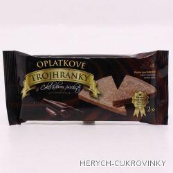 Dia Trojhránky čokoládové 25g / 25Ks