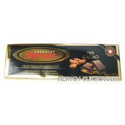 Čokoláda Gold hořká mandlová 300g