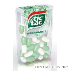 Tic tac spearmint mix 26g / 24Ks