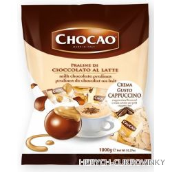 Chocao Cappuccino volné 1Kg