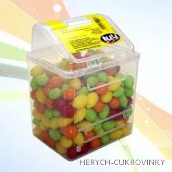 Žvýkačky ovoce mix volné / 300Ks balení