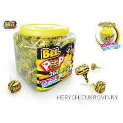 Lízátko Bee pop lipové balené / 125 Ks
