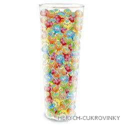 Lízátko ovocné mix 8g váza - 200Ks balení