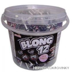 Blong lízátka black 12g  / 100 Ks