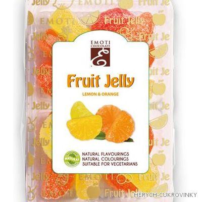 Emoti želé citrón a pomeranč 200g
