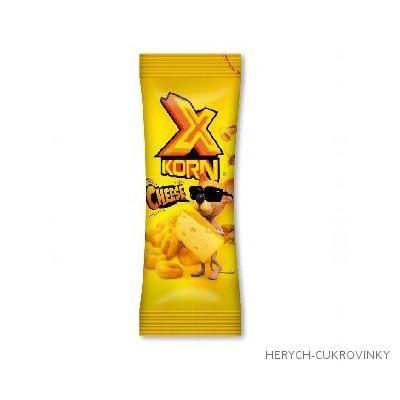 X-KORN pražená kukuřice Sýrová 35g / 36Ks