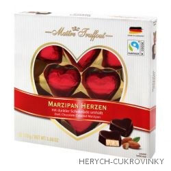 MT marcipánové srdce  110g