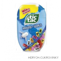 Tic tac T200 Around the world 98g