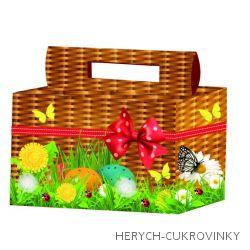 Velikonoční košíček 125g