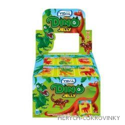 Dino želé - dinosauři  / 66Ks