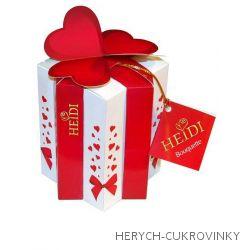 Heidi bonboniéra gift 140 g oříšek