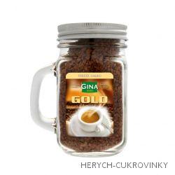 Gina instantní káva ve skleničce 100g