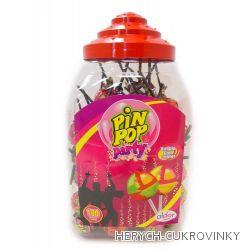 Lízátko Pin Pop párty mix / 100 Ks