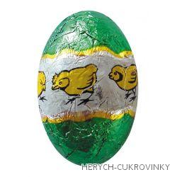 Sorini vajíčka plněná nugátem motiv kuře 1Kg / cca 166Ks