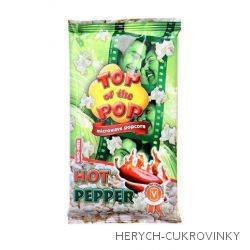 Pop corn  Hot pepper / 15 Ks