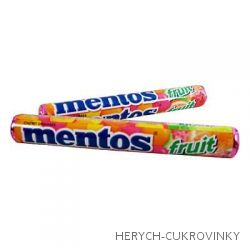 Mentos fruit 38g / 40 Ks