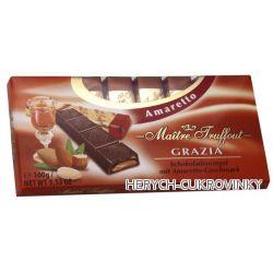 Grazioso MT čokoláda Amaretto 100g