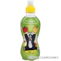 Krtečkův ovocný nápoj jablko 330ml / 10Ks