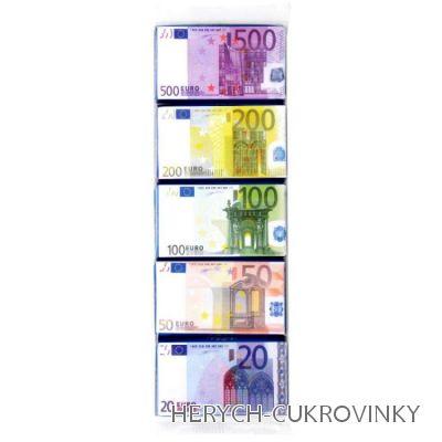MT Euro čok. milk 5x15g