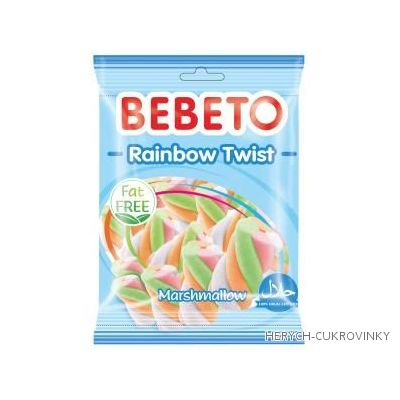 Bebeto twist melow 60g / 12ks