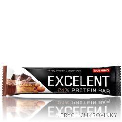 Excelent Protein Bar čokoláda+oříšky 85g
