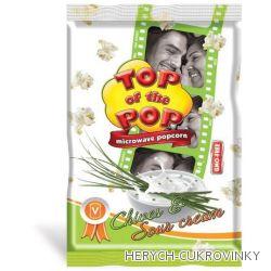 Pop corn  Pažitka / smetana / 15 Ks