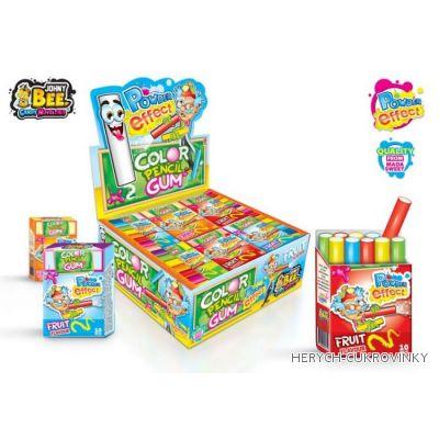 Žvýkačky v krabičce JB / 18 Ks