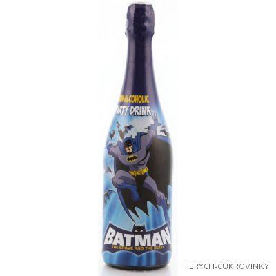Dětský šampus Batman 0,75l
