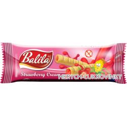 Balila trubička Jahoda 18g / 48 ks