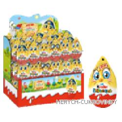 Kinder vajíčko velikonoční 20g / 24Ks