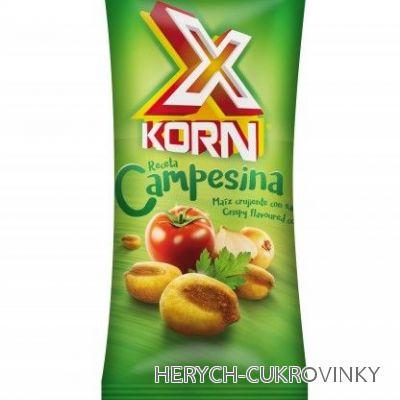 X-KORN pražená kukuřice Campesina 35g / 36Ks
