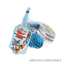 Čok. mince Tom a Jerry  síťka 50g