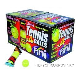 Fini žvýkačky tenis 4pack / 50 Ks