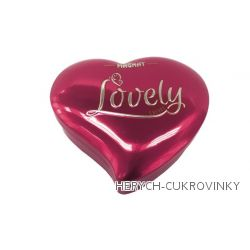 Lovely srdce plech 84g