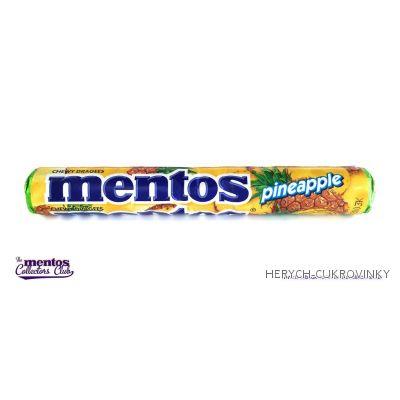 Mentos pineapple 38g / 40 Ks