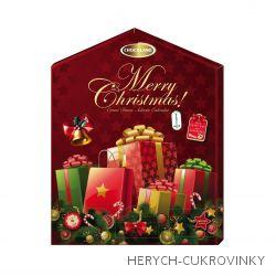 Adventní kalendář exkluzive Merry Christmas 155g