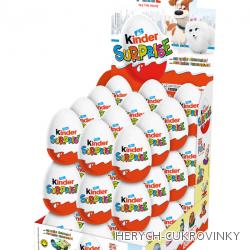 Kinder vajíčko Pets 2 20g / 36Ks