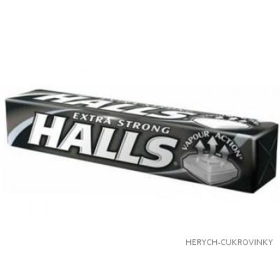 Halls extra 30g / 20Ks