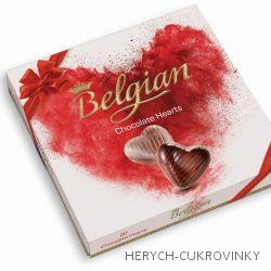 Belgian srdíčka 200g