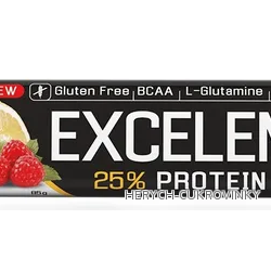 Excelent Protein Bar citron, tvaroh, malina 85g