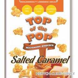 Pop corn  Slaný karamel / 15 Ks
