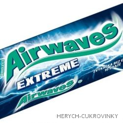 Airwaves extreme dražé / 30Ks
