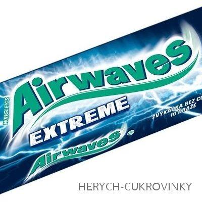 Airwaves extreme dražé / 30Ks