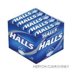 Halls original 33,5g / 20 Ks