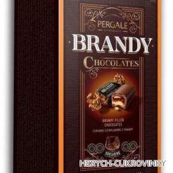 Pergale pralinky - brandy 190g