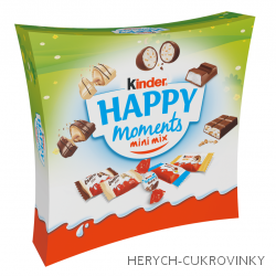 Kinder Happy Moments mini mix 242g